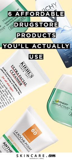 Want affordable skin care and beauty products that you will actually use? We share a roundup of beauty editor-approved, budget-friendly skin care and beauty products that you will use over and over again, here.