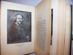 The National Gallery Antique Book Copyright by AntiquesAtlanta
