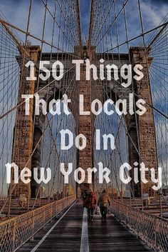 A Local's Guide to New York City: covering the best little-known sites, restaurants, neighborhoods, and many more!