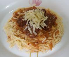 Milanesa, Carne, Spaghetti, Ethnic Recipes, Macaroni Recipes, Other Recipes, Homemade Jelly, Pasta Types, Top Recipes
