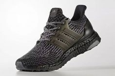 """adidas Is Releasing the Ultra Boost 3.0 In Murky """"Black Silver"""""""