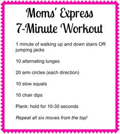 How Exercise Makes M