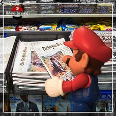 #mario #mariobros #game #gamer #games #videogame #marioworld #nintendo #bandai #fun #diversão #entretenimento #entertainment #kids #man #woman #bandainamco #figuarts #actionfigure #playstation #xbox #retro #news #newyorktimes #ny #notícia