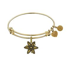 The Big Bang Theory Expandable Bangle Bracelet in 18K Yellow Gold over Brass - 2202318