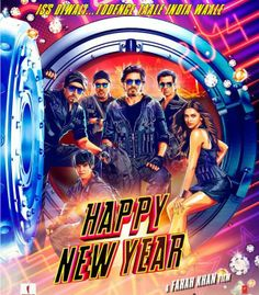 SRK to Launch The Trailer of Happy New Year During The First Match of IPL 7