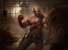 Kano - Mortal Kombat - Abraao Lucas