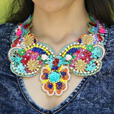 Mark Montano: Free People Inspired Necklace