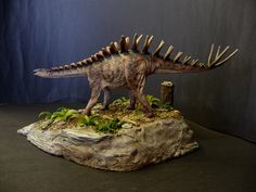 #Miragaia by ~Baryonyx-walkeri on deviantART #stegosaur