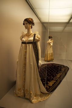 From Napoleon and the Empire of Fashion