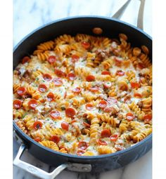Easy Chicken Dinner Recipes For One.Sheet Pan Dinner Recipes The Idea Room. Recipes For One: 19 Single Serving Meals For Those . Meals In Minutes: Easy Dinner Recipes Skip To My Lou. Home and Family Pizza Pasta Bake, Pizza Casserole, Casserole Recipes, Pizza And Pasta, Eat Pizza, Easy Pasta Recipes, Dinner Recipes, Cooking Recipes, Pizza Recipes