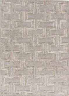 Wool and Viscose Material carpet in Gray,silver color, $445 + ship for 5x8