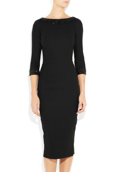 L'Wren Scott -simple, sophisticated, and timeless. Dressed up or down these dresses always look amazing! One of my favorite designers!