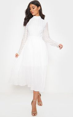 528d1fc244cc The top 7 Pleated midi dress images