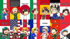 hetalia germanics meme - Google Search