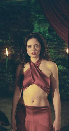 Rose McGowan as Paige - this is the episode that Paige turned into a vampire