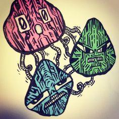 #maskbots #sketch #doodle #robot #art #streetart #graffiti #markers #makeyourmark #maskbot #drawing #drawmore #draw #piirros #piirustus #robots Robot Art, Robots, Make Your Mark, Markers, Graffiti, Street Art, Doodles, Sketches, Drawings
