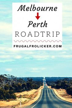 A Melbourne to Perth roadtrip. #australia #westernaustralia #sunset / / / / / Check out more travel photos and blog posts on my travel blog, frugalfrolicker.com #westernaustraliatravel