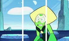 "I got Peridot! ""Clever and calculating, you know how to use your vast intelligence and quick wit to your advantage. You're a determined and ambitious individual who will go far to accomplish what you want. Let's just hope those pesky Crystal Gems stay out of your way! 