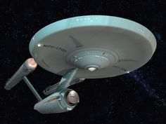 Star Trek Original Series...USS Enterprise NCC-1701