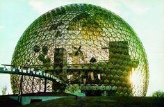 Buckminster Fuller's Biosphere