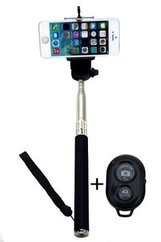 """Monopod/ """"SELFIE STICK"""" Although it sounds vain to carry a monopod, this will change the way you take pictures."""