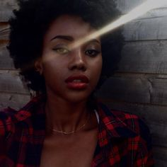 My afro goal by early summer 2016.
