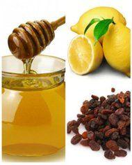 Πώς οι σταφίδες, το λεμόνι και το μέλι θα… εξαφανίσουν τις πανάδες σας!