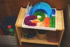 Homeschool Spaces Tour - Racheous - Lovable Learning