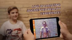 Arloon Anatomy - The Human Body  | Apps for the classroom by DADA Company