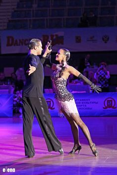 Andrey Kiselev and Anastasia Kiseleva