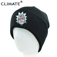 24609db3ce1 Rick and Morty Beanies Winter Warm Knitted Hat