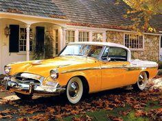 "Studebaker President State 2 Door Hardtop Coupe.  "" Beautiful Condition"""