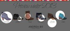 ¿Tenés ganas de conocer la nueva colección de Andrea Bo? ¡Espiá algunos de los modelos exclusivos!