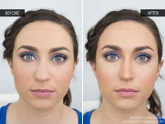 Follow these makeup tips and tricks to make your nose appear straighter, shorter, or smaller. No surgery required!