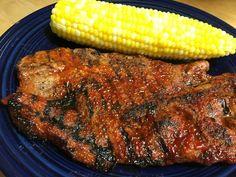 Pork Steaks - St. Louis Style