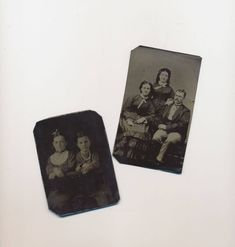 old tintypes in my #etsy shop: two tintype photographs, man and two women, two girls, antique http://etsy.me/2nmW1iX #art #photography #epsteam #photo #photograph #tintypephotos #ferrotypephotos #antiquephotos #vintagephotos