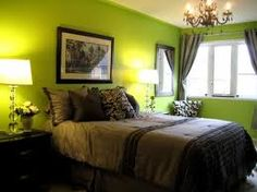 Bedrooms With Green Walls olive bedroom. i love this color, not for a bedroom though. maybe