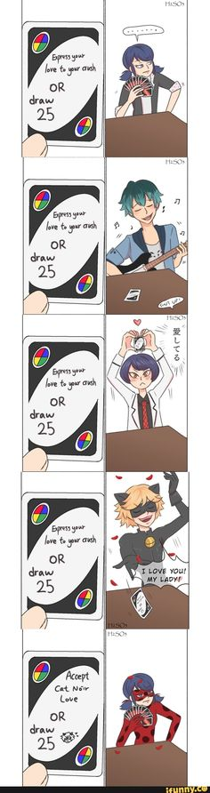 Best Collection of funny miraculousladybug pictures on iFunny Ladybug And Cat Noir, Meraculous Ladybug, Ladybug Comics, Cute Comics, Funny Comics, Les Miraculous, Lady Bug, Miraculous Ladybug Fan Art, Disney Memes