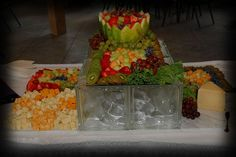 fruit trays for wedding receptions | Caberfae Peaks Ski and Golf Resort » BANQUET MENUS
