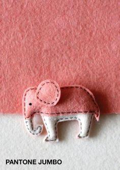 Pantone elefante