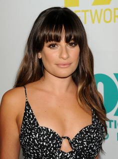 Lea Michele at 20th Century Fox's Comic-Con 2015 party. http://beautyeditor.ca/2015/07/19/best-celebrity-beauty-looks-ashley-madekwe
