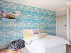 Bright and mellow boys room by Bright Kids Interiors ☀️