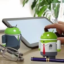 Now, Put Your Business In Your Customer's Pockets..  Get Android Apps for Your Business..