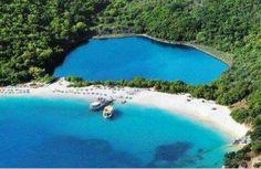 Erikousa island, Greece