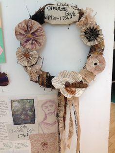 Chartsworth wreath