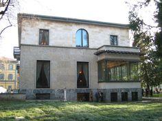 villa necchi milano - Google Search