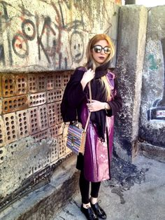 The Tehran Times- fashion blog from Iran. pure awesomeness