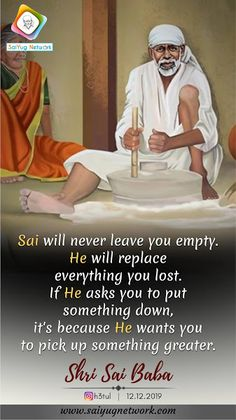 Devotional Quotes, Prayer Quotes, Wise Quotes, I Love My Mother, I Love You God, True Quotes About Life, Quotes About God, Sai Baba Miracles, Spiritual Religion