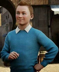 the adventures of tintin 2011 film // what a cutie