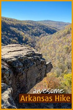 Check out this awesome hike in Arkansas. Whitaker Point Trail - TRIPS TIPS and TEES West Map, Amazing Adventures, Travel Information, Far Away, Nice View, Arkansas, National Geographic, Great Places, Adventure Travel